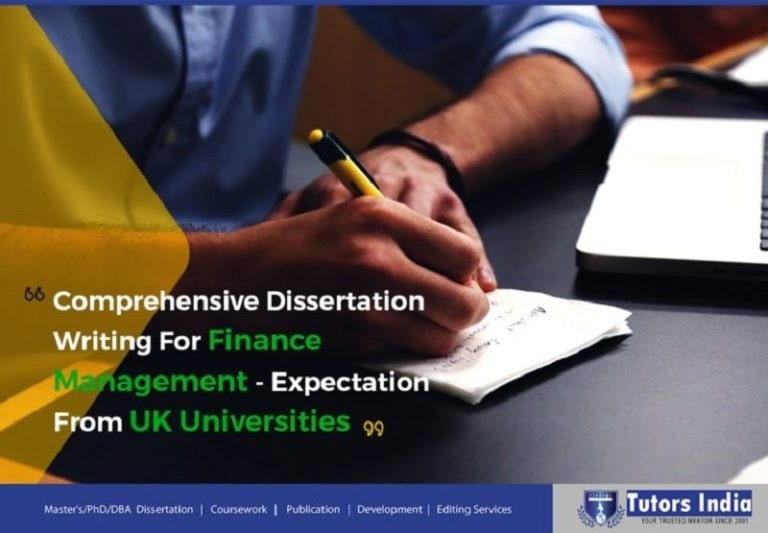 Dissertation development finance