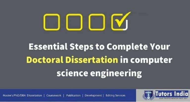 Dissertation writing for engineers and scientists