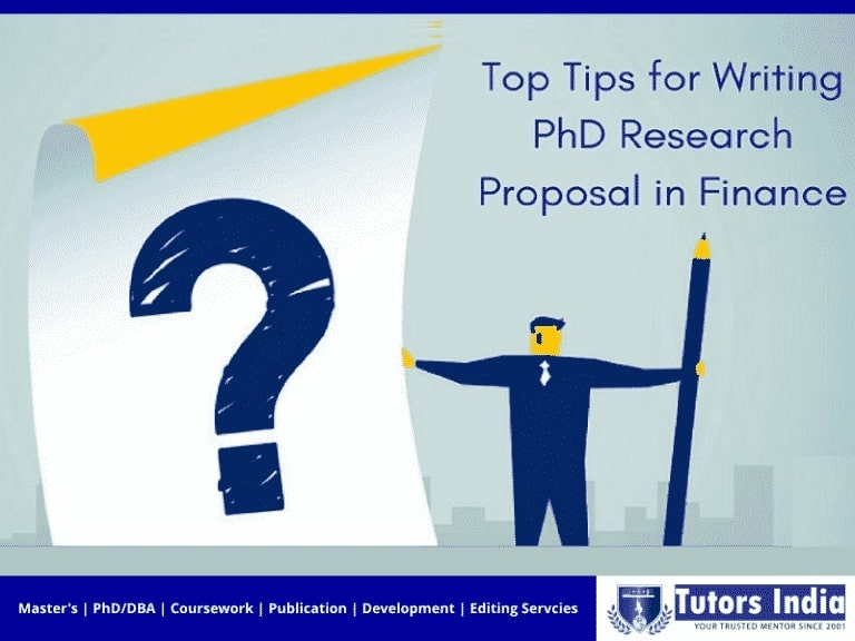 finance dissertation tutors