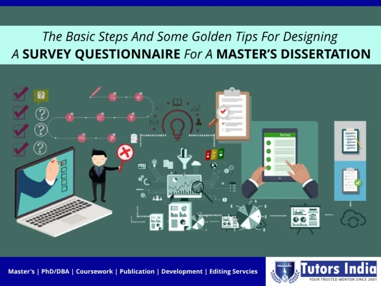 Masters dissertation services questionnaire