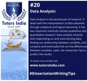Day 20 Data Analysis