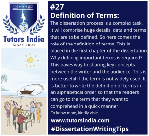 Day 27 Definition of terms