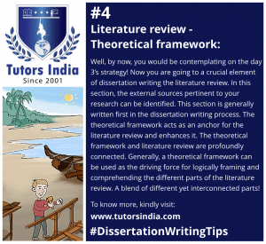 Day 4 Literature review - Theoretical framework