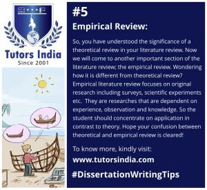 Day 5 Empirical Review