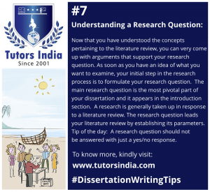 Day 7 - Research Question